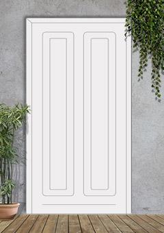 porta blindata-disegno classico 2