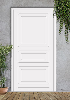 porta blindata-disegno classico 5