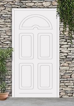 porta blindata-disegno classico 14