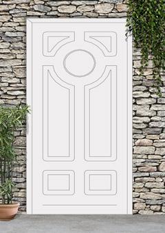 porta blindata-disegno classico 15