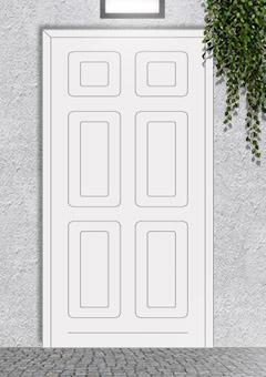 porta blindata-disegno classico 20