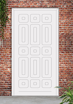 porta blindata-disegno classico 22