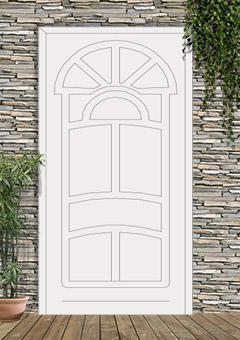 porta blindata-disegno classico 28