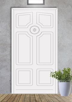 porta blindata-disegno classico 31