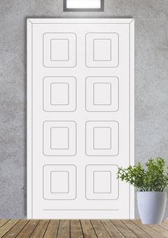 porta blindata-disegno classico 33
