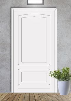porta blindata-disegno classico 34
