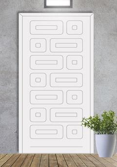 porta blindata-disegno classico 35