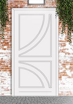 porta blindata-disegno classico 39