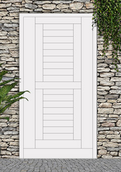 porta blindata-disegno a doghe 12