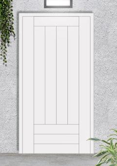 porta blindata-disegno a doghe 17