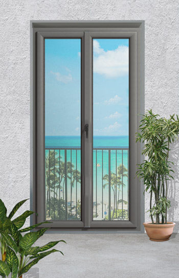 generalcasa-serramenti in PVC-porta finestra